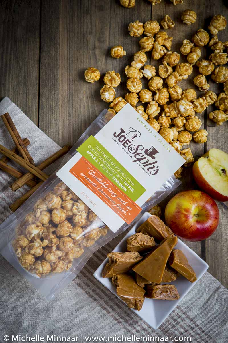 Luxury Toffee & Apple Popcorn